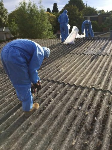 Asbestos Removal Melbourne Roof