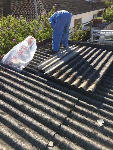 Asbestos Removal Melbourne Roof Hazaway